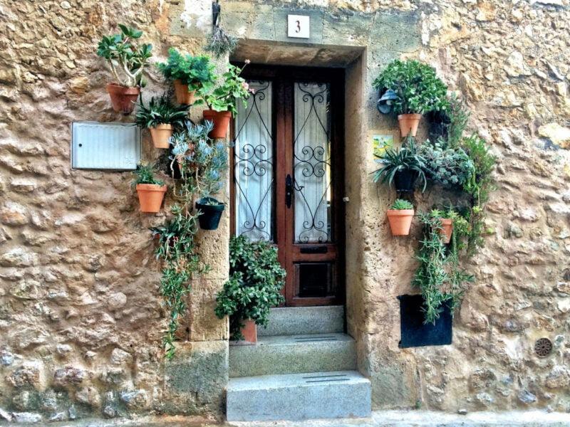 Casa típica de Valldemossa