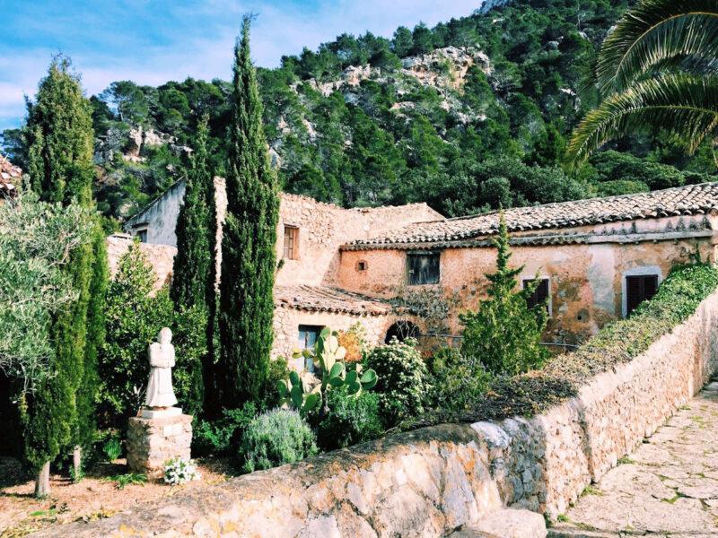 Casas y calles de Valldemossa