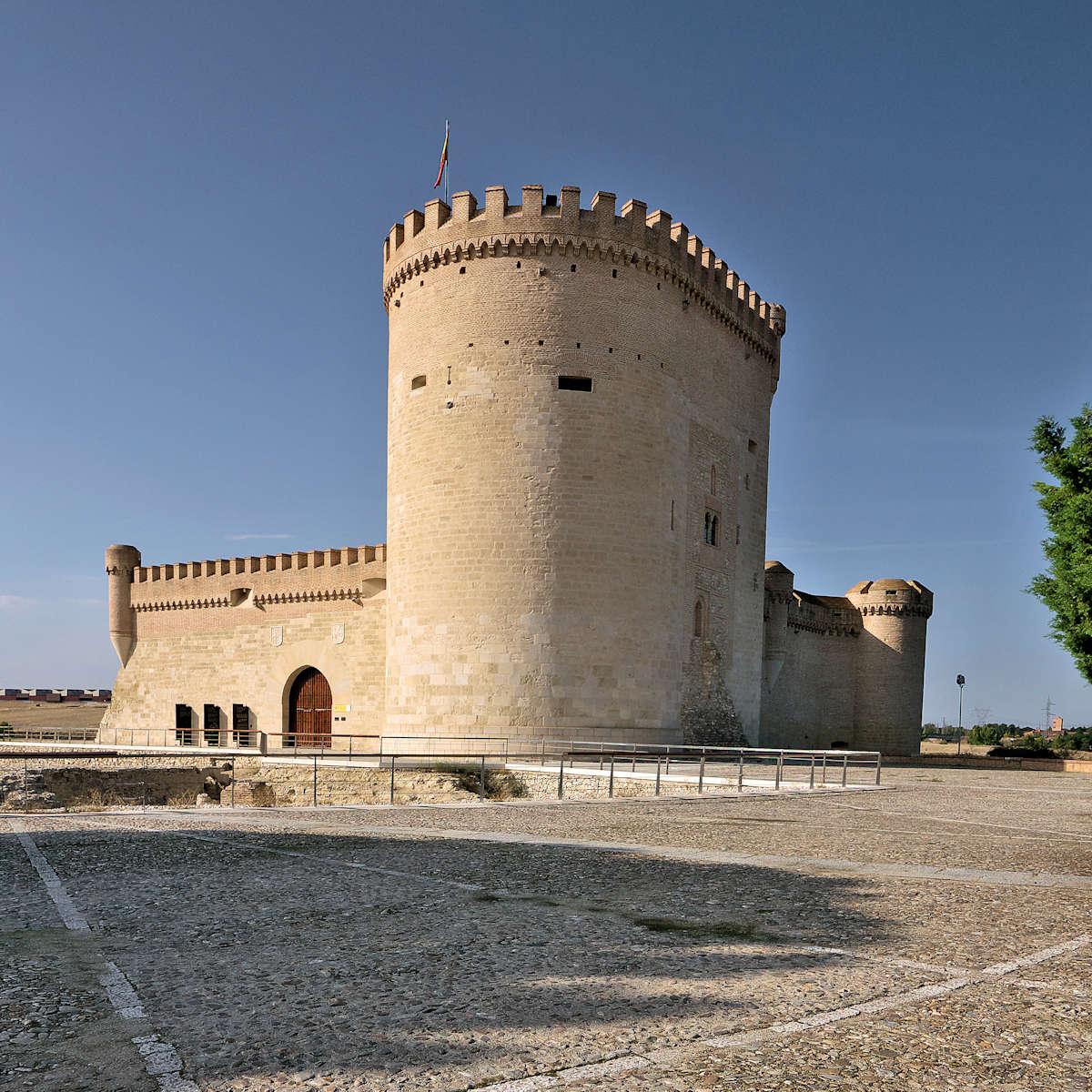 Castillo-de-los-Zuñiga-pueblo-de-Arévalo
