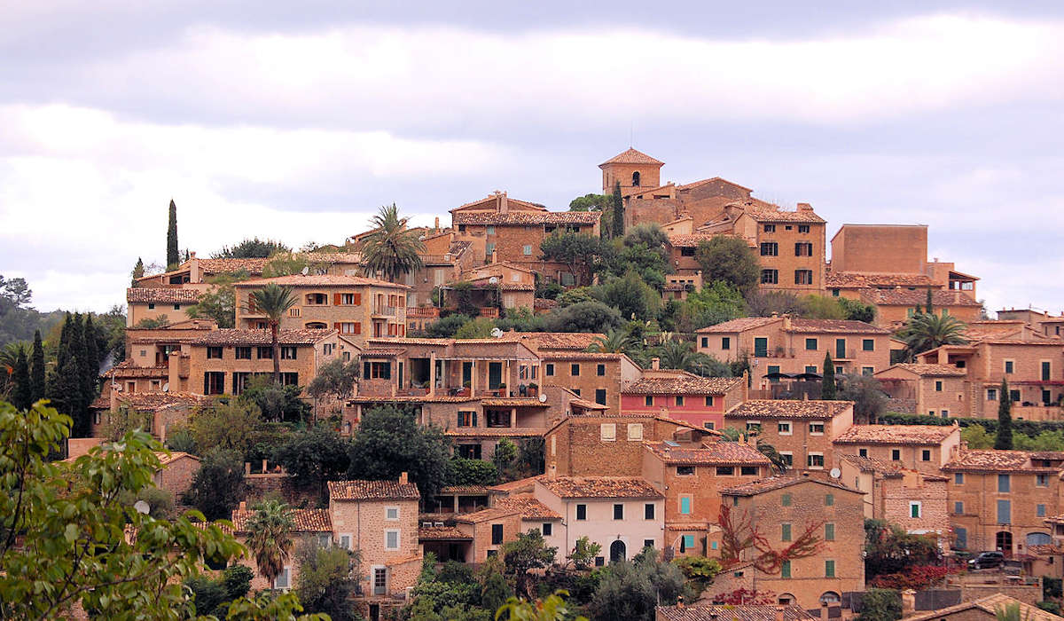 DEIÀ-Pueblo de Mallorca