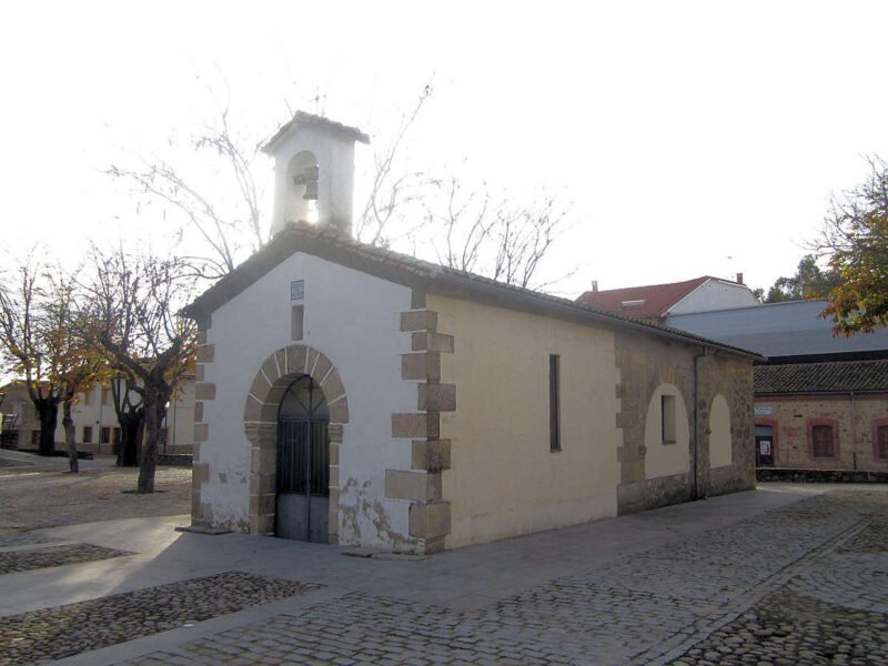 Ermita de San Blas en Candeleda