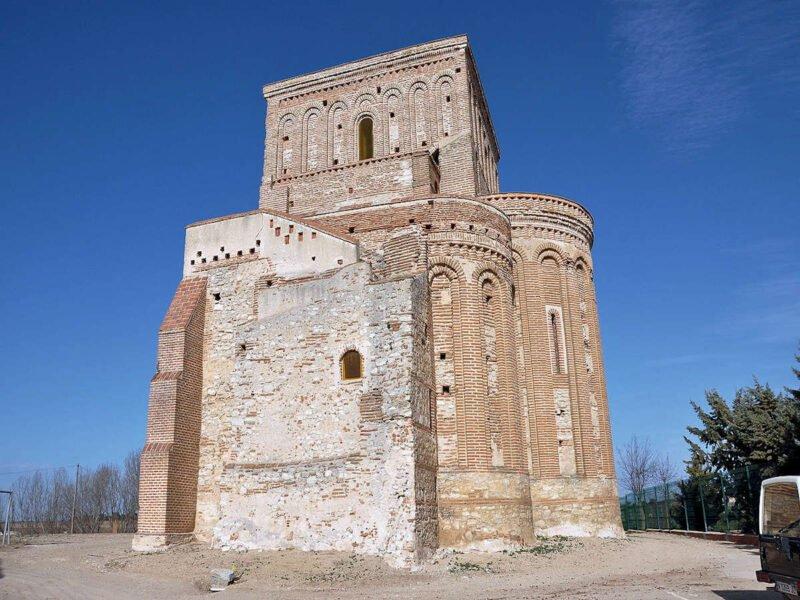 Ermita de la Lugareja-Arévalo