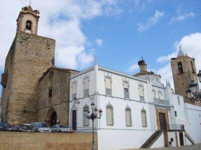 FREGENAL DE LA SIERRA-Pueblo Badajoz