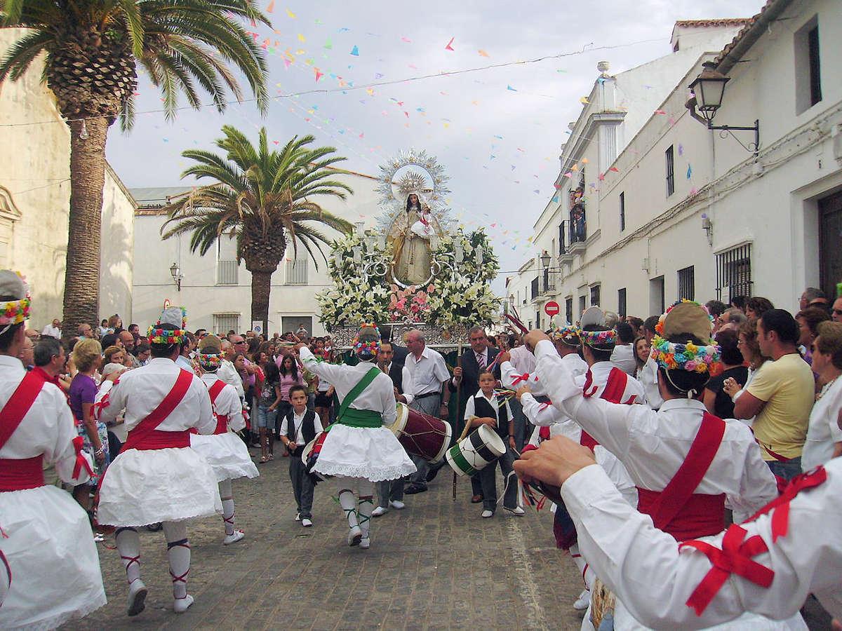 festividades-en el-poblado-fregenal-de-la -sierra