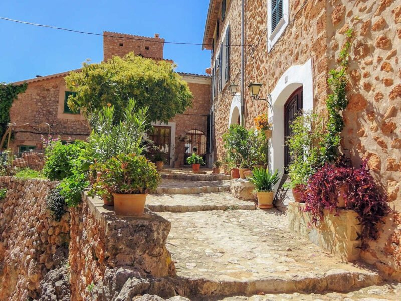 Fornalutx-Mallorca