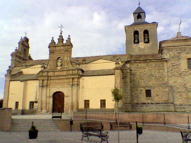 Iglesia de Nuestra Señora de la Asunción Adanero