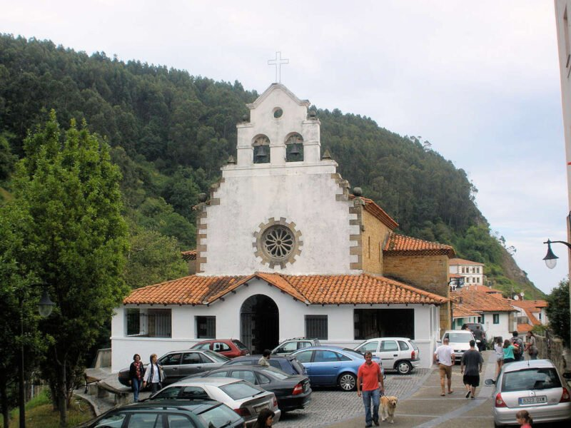 Iglesia Parroquial de San Miguel de Tazones