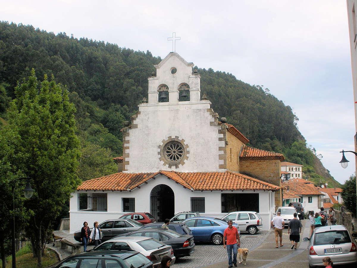 Iglesia-parroquial-de-Tazones