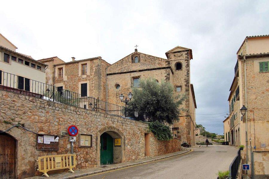 Iglesia de La Nativitat de María