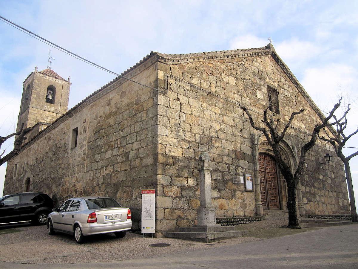 iglesia-nuestra-señora-de-la-asuncion-Candeleda