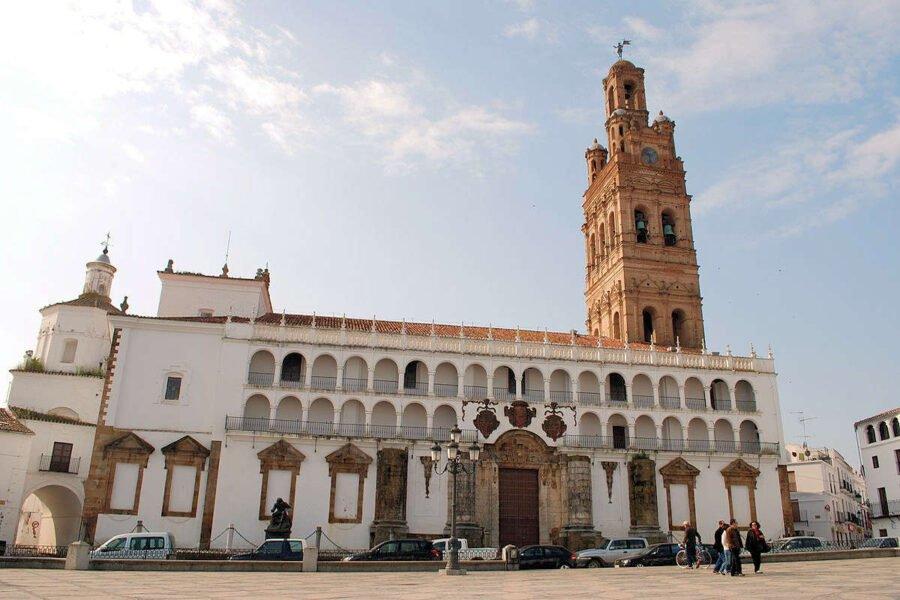 Iglesia de Nuestra Señora de la Granada en Llerena