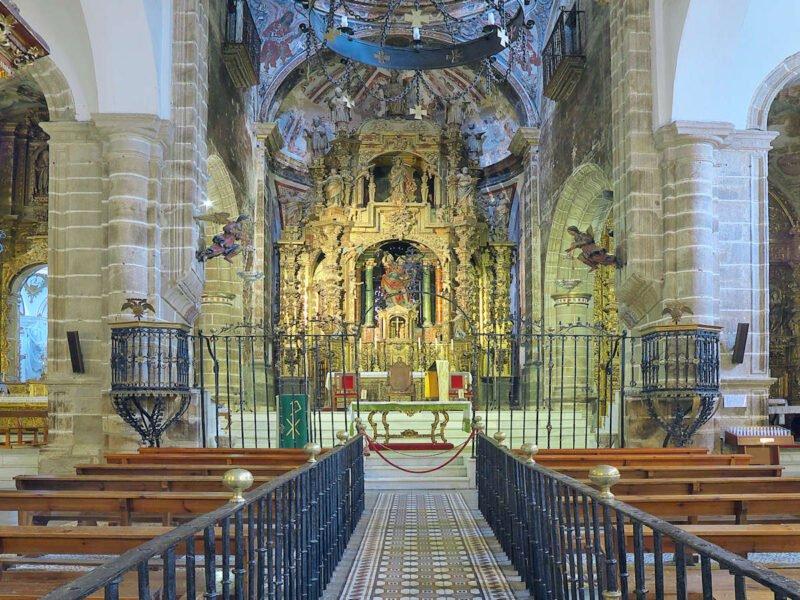 Iglesia de San Miguel Arcángel-Jerez de los Caballeros