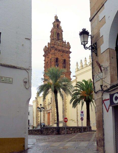 Iglesia de Santa Catalina-Jerez de los Caballeros