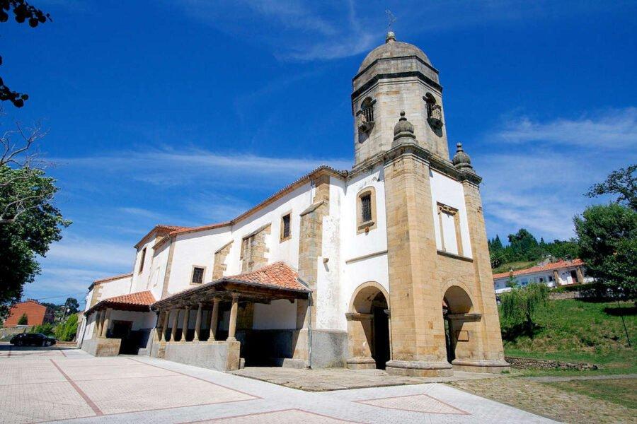 Iglesia de Santa María de Sabada-Lastres