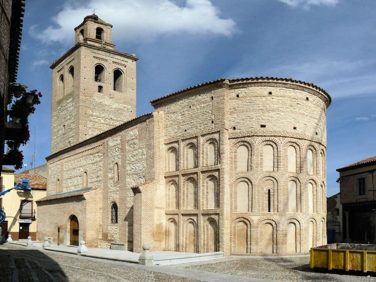 Iglesia-de-Santa-Maria-Arévalo