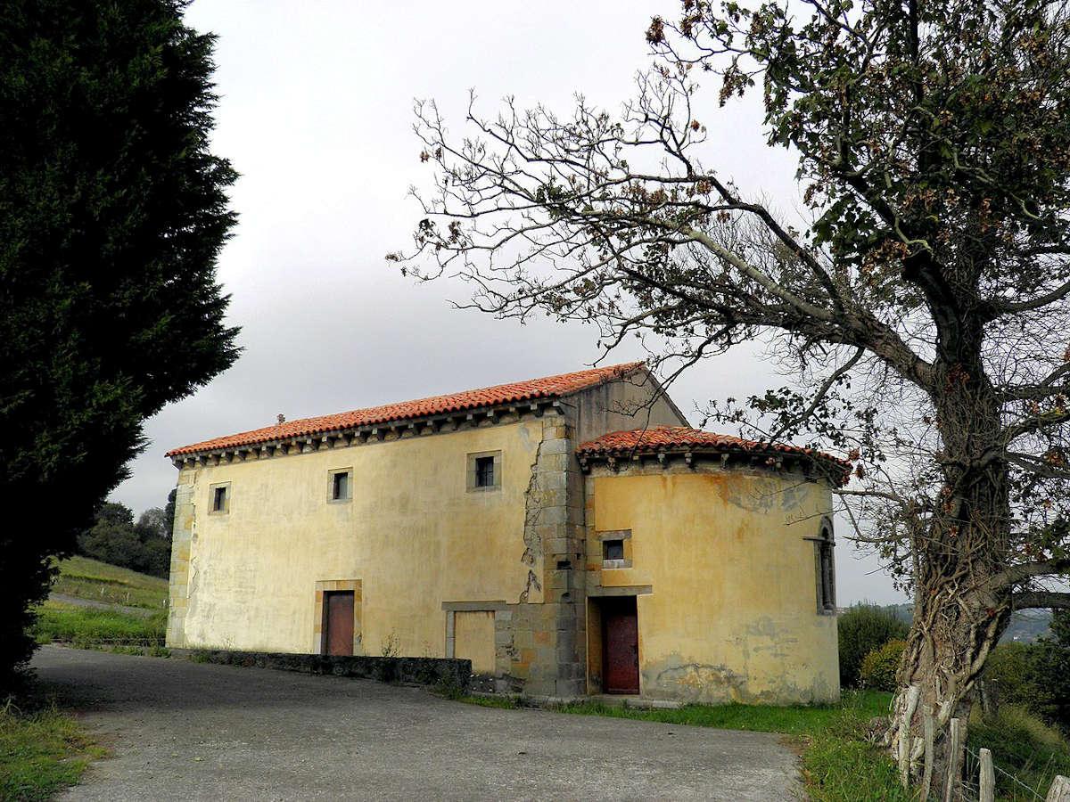 Santuario-San-Mamés-de- Cuerres-en-Ribadesella