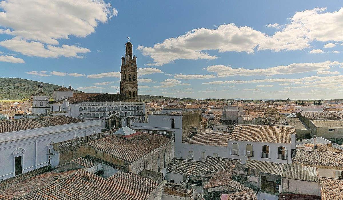 LLERENA-Pueblo de Badajoz