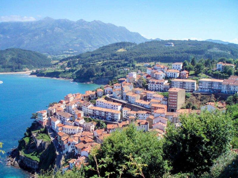 Lastres pueblos de Asturias