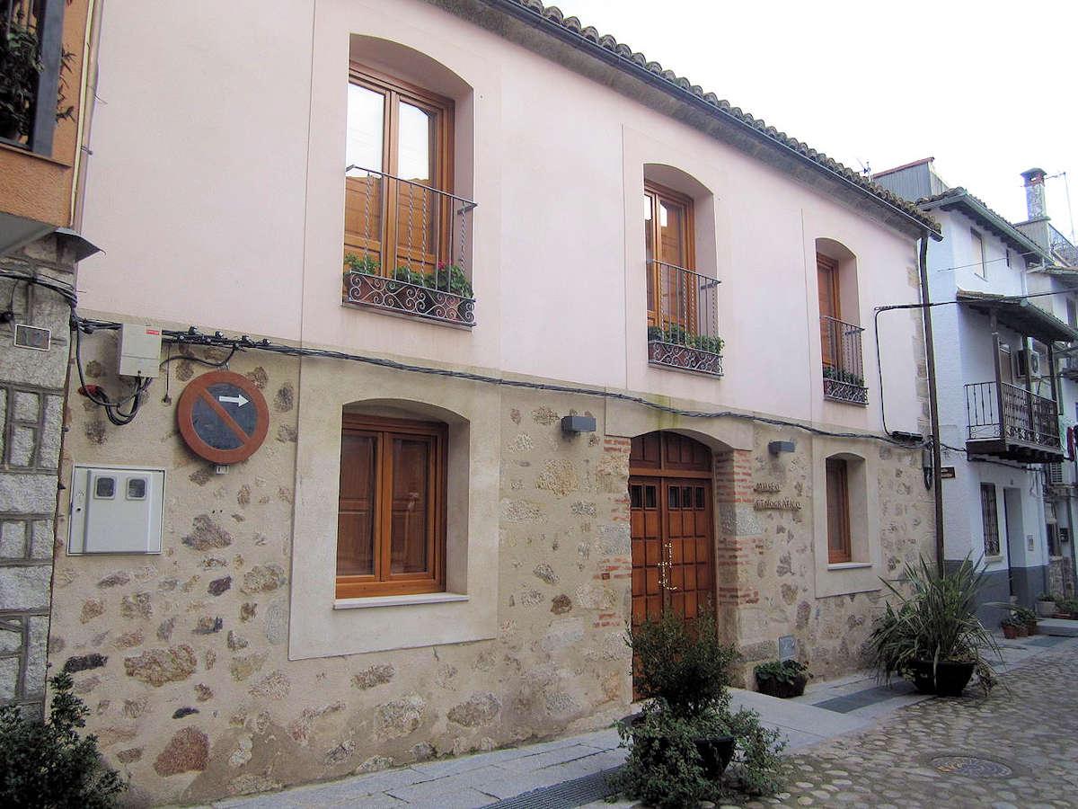 CANDELEDA-ermita-san -blas