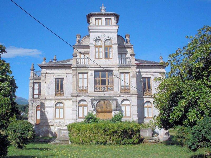 Palacio de Partarriu-Llanes