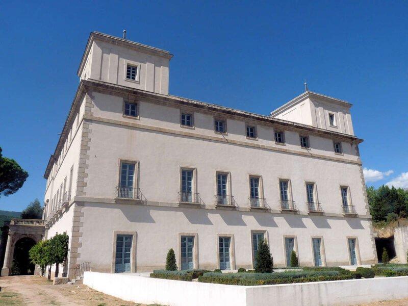 Palacio de la mosquera en Arenas de San Pedro