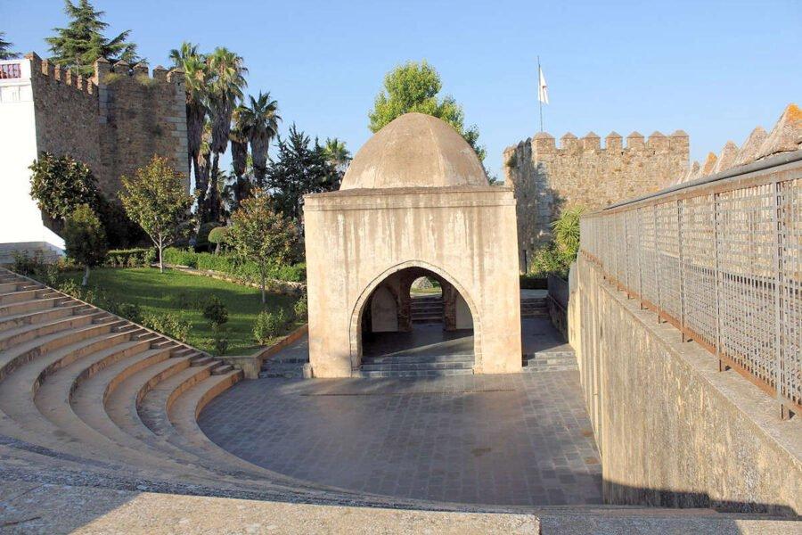 Plaza de la Alcazaba-Jerez de los Caballeros