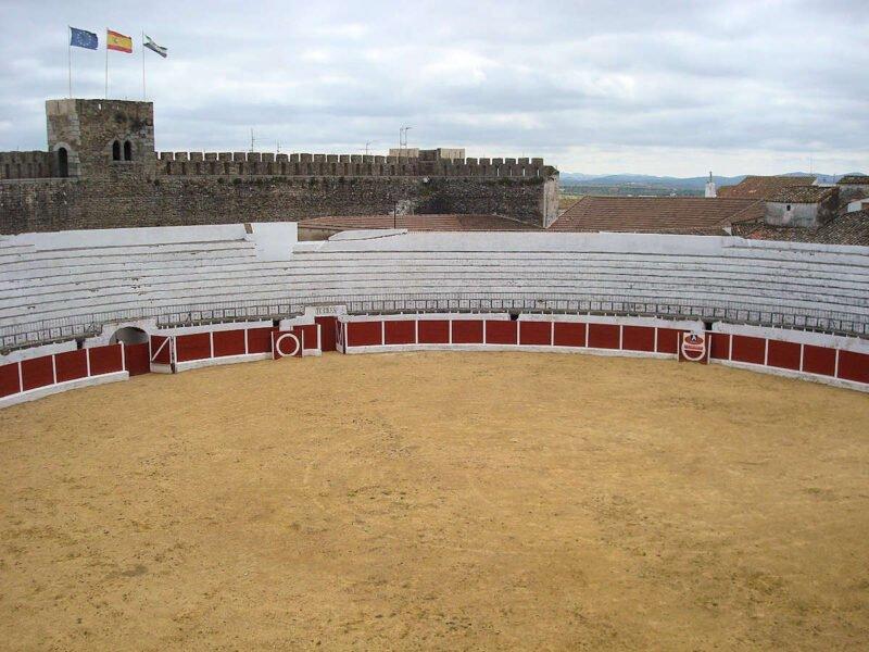 Plaza de toros de FREGENAL DE LA SIERRA