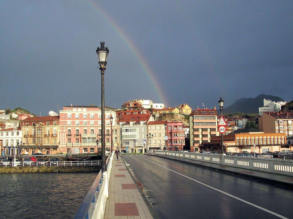 RIBADESELLA-Pueblo de Asturias