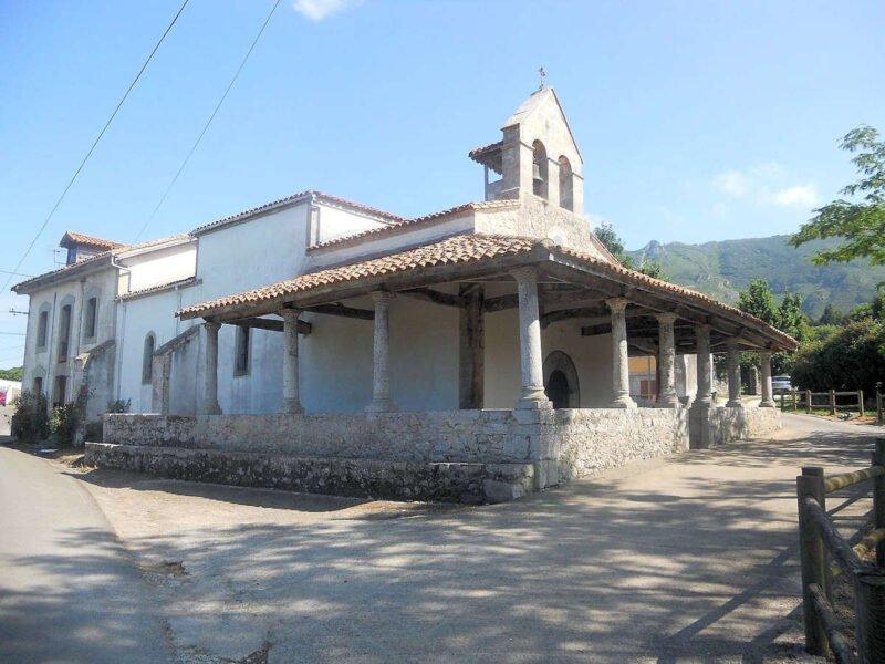 Santuario Medieval de San Mamés en Ribadesella