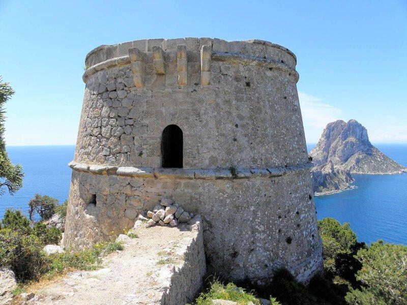 Torre del Pirata en Sant Josep