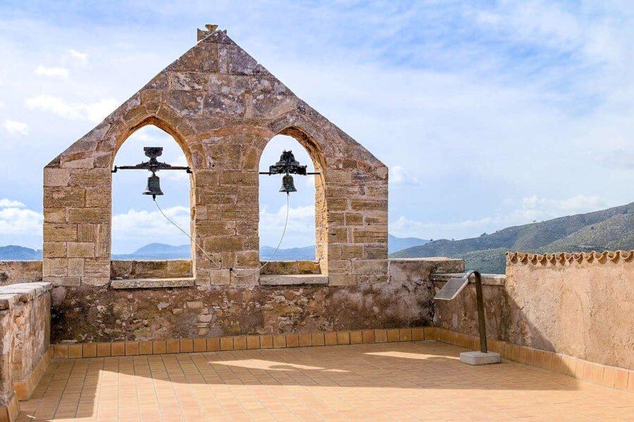 Visitar el Castillo de Capdepera