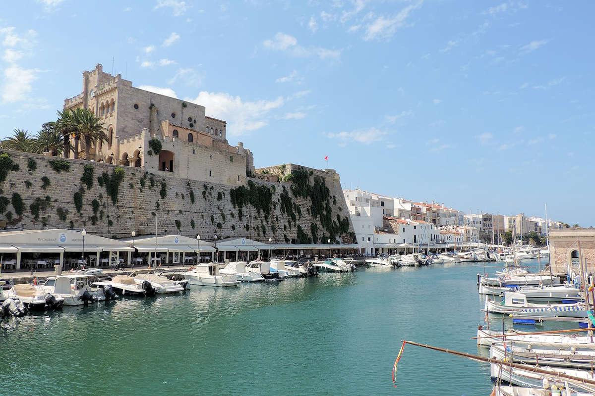 CIUTADELLA-Pueblo de Menorca
