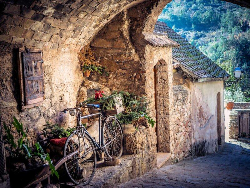 Calles con encanto de Mura