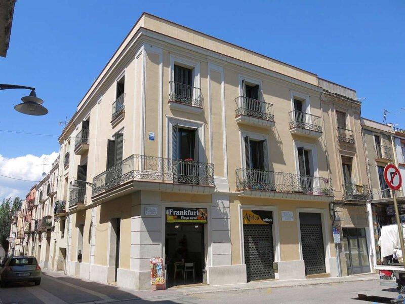 Casa Casanovas en Sant Sadurní D'anoia