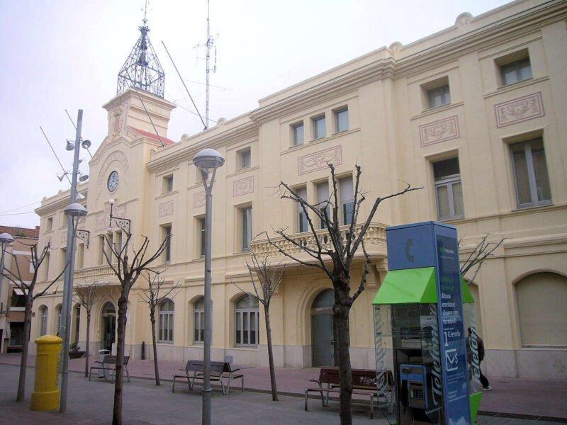 Casa de la Vila de Sant Sadurní d'Anoia