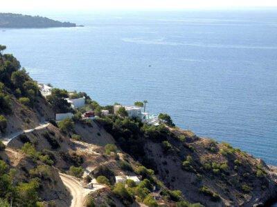 ES CUBELLS-Pueblo de Ibiza