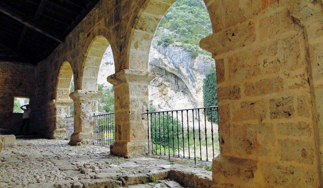 Ermita Santa María de Hoz