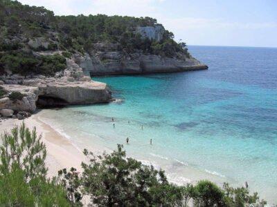 FERRERIES-Pueblo de Menorca
