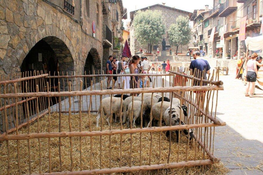 Feria Medieval de Bagà