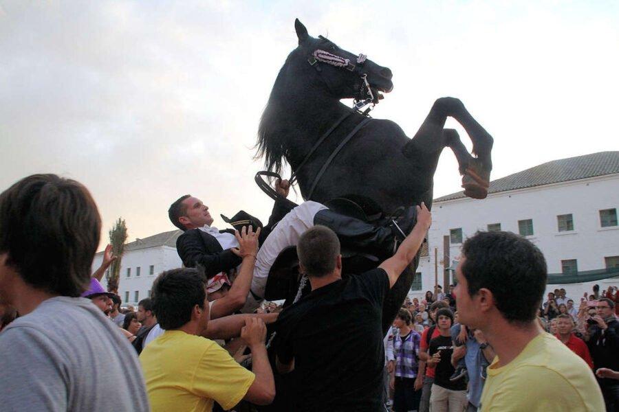Fiestas de Sant Jaume Es Castell