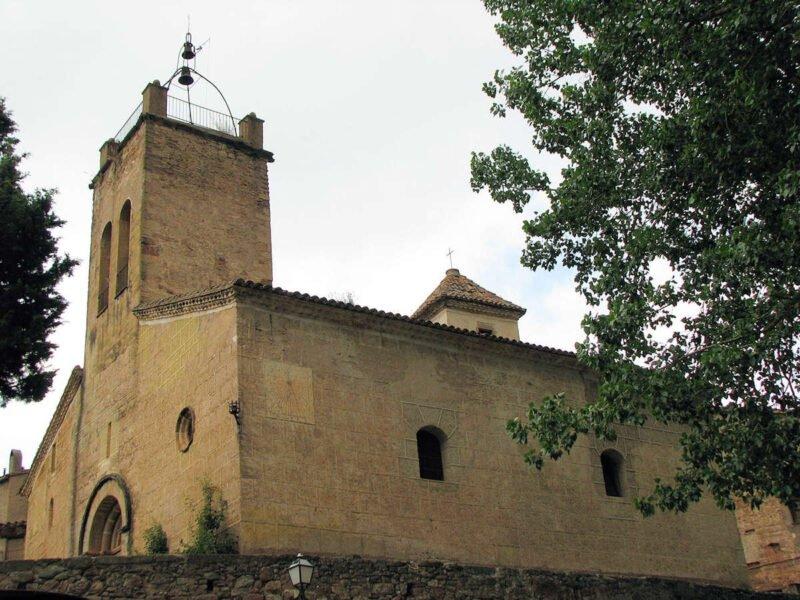 Iglesia San Martín en Mura