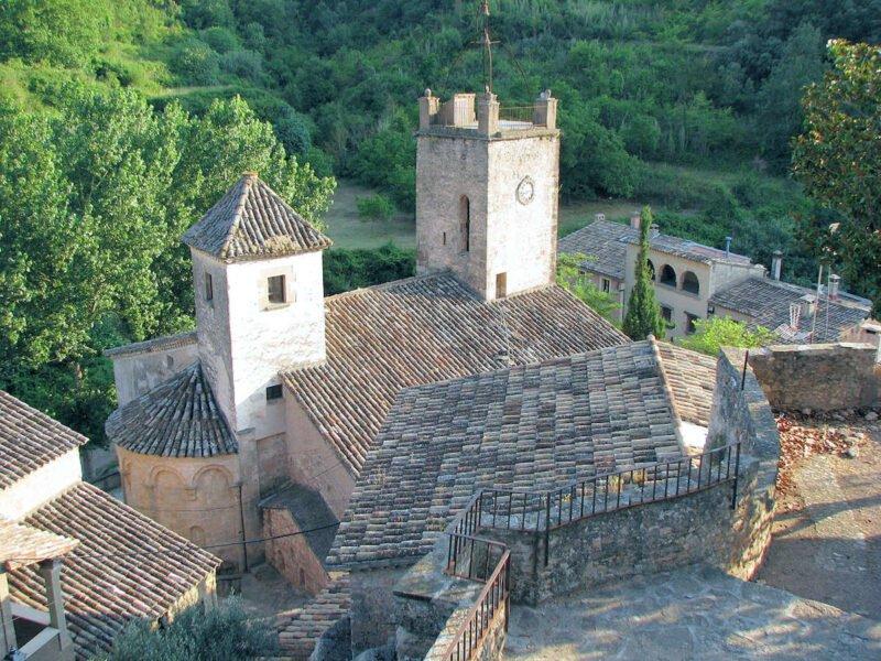 Iglesia de San Martín en Mura
