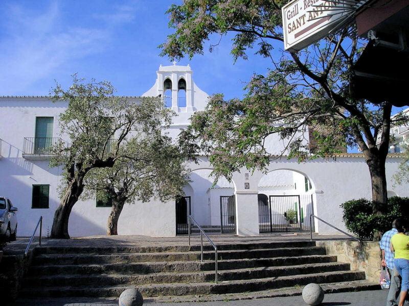 Iglesia de Sant Antoni de Portmani