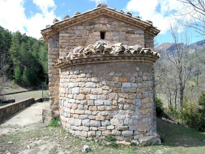 Iglesia de Sant Joan de Bagà