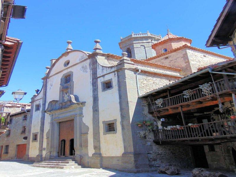 Iglesia de Sant Miquel Arcángel