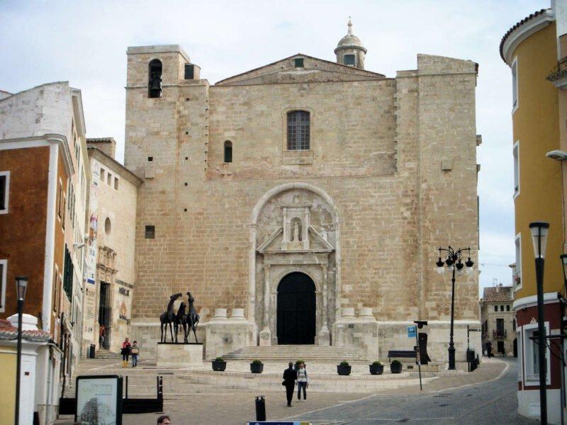 Iglesia de Santa María de Mahón