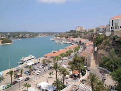 MAHÓN-Pueblo de Menorca