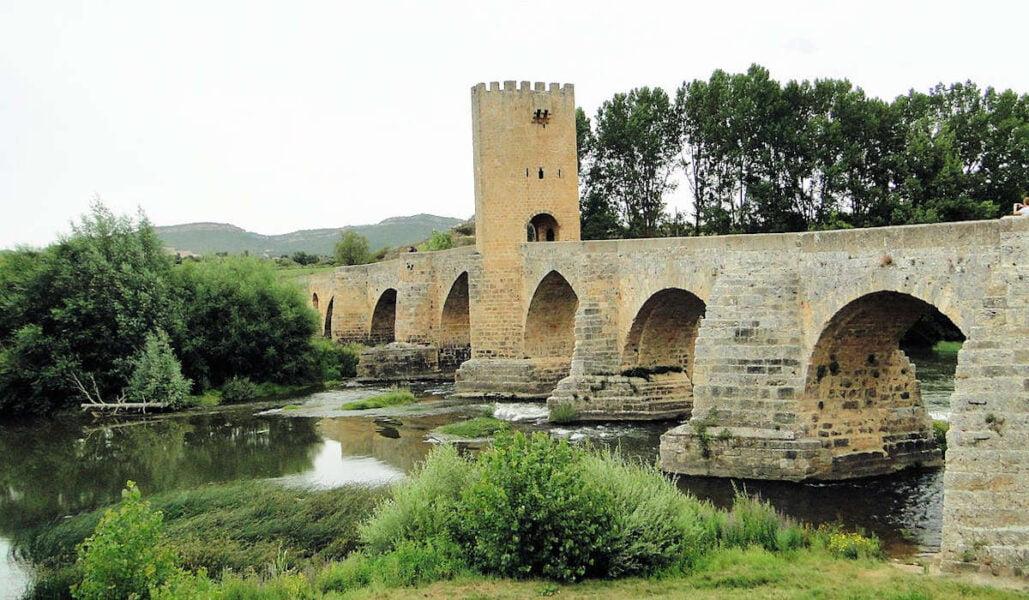Puente Medieval de Frías-Burgos