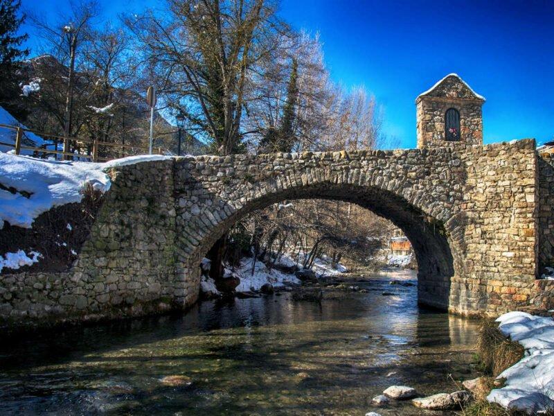 Puente Romano de Bagà