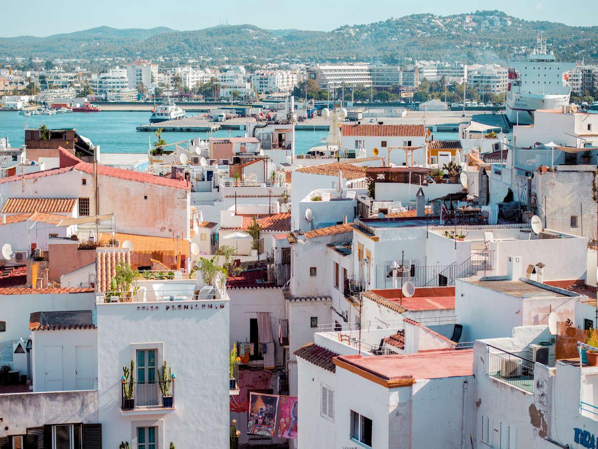 SAN ANTONIO-Pueblo de Ibiza